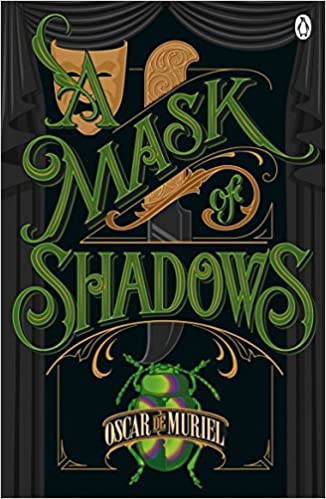 Image result for Mask of Shadows oscar de muriel