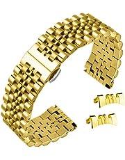 Plusieurs extrémités Montre en Acier Inoxydable Bracelet 316l avec des Liens réglables