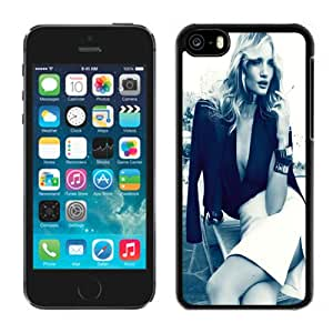 Popular And Unique Designed Case For iPhone 5C With Rosie Huntington Whiteley Modern 640x1136 Phone Case Cover
