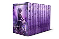 Fated Souls: 10 Clean Paranormal Romance Stories by Dean Murray ebook deal