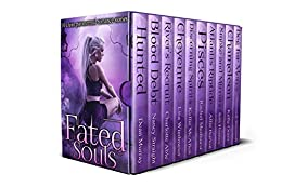 Fated Souls Paranormal Romance Stories ebook product image