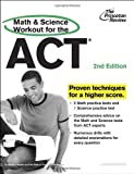 Math and Science Workout for the ACT, 2nd Edition, Princeton Review, 0307945952