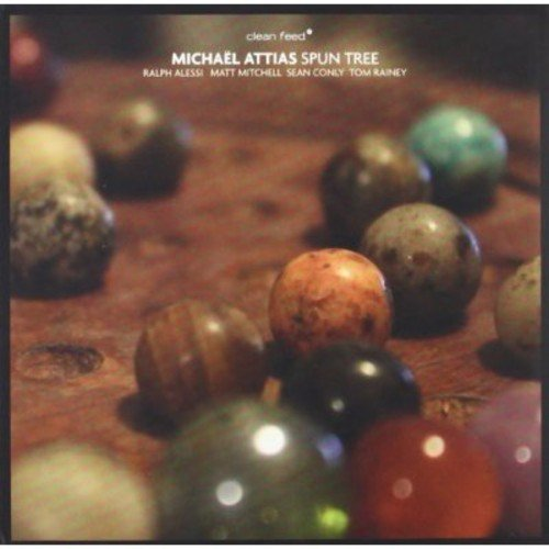 CD : Micha l Attias - Spun Tree (Spain - Import)