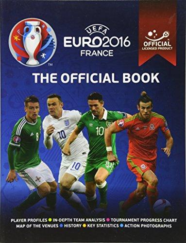 UEFA Euro 2016 France Official Book
