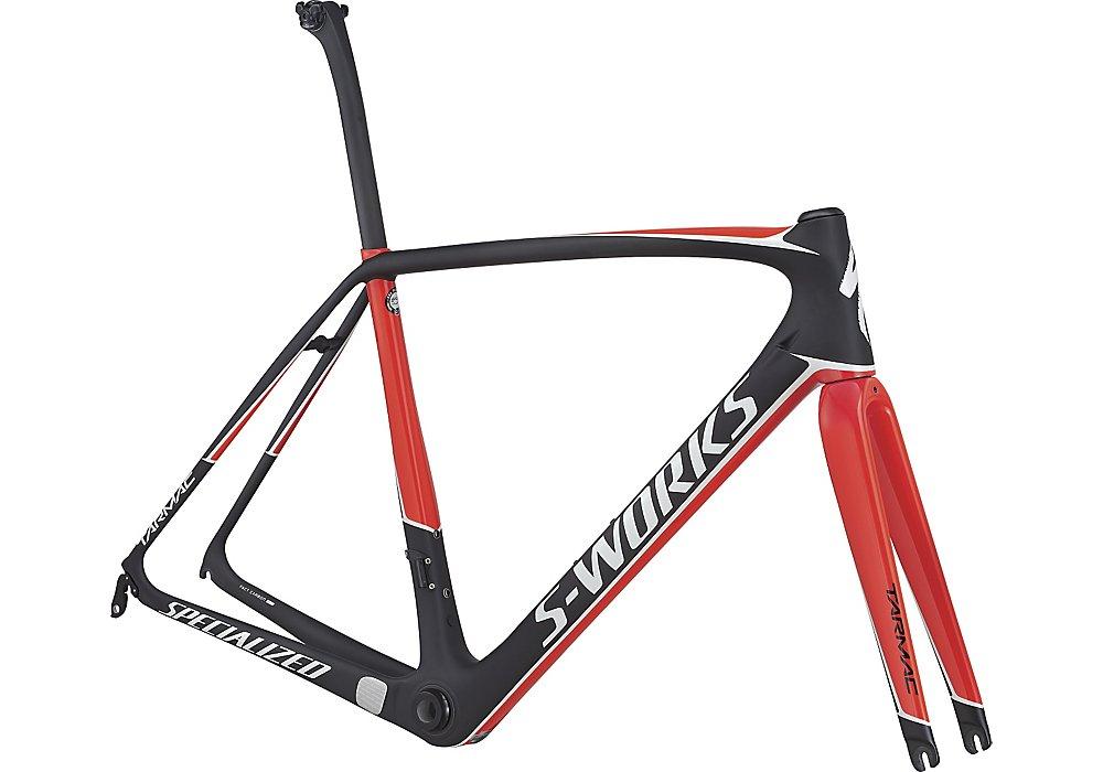 Specialized S-Works Tarmac Carbon Rennrad Rahmen - Road Bike Frame ...
