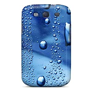 Hot Snap-on Rain Drops Hard Cover Case/ Protective Case For Galaxy S3