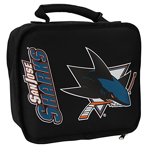 (The Northwest Company NHL Team Logo Sacked Lunch Box (San Jose Sharks))