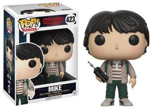 Funko POP Television Stranger Things Mike with Walkie -