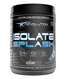 Revolution Nutrition Isolate Splash 1. 8 lb – Blue Raspberry Review