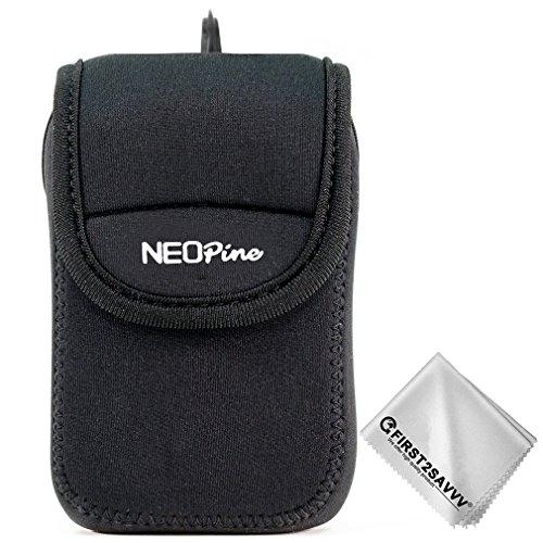 Neoprene Camera Case Bag for Sony DSC HX99 HX95 HX90 RX100 VI RX100 V RX100 IV RX100 III RX100 II RX100 RX100 M6 M5 M4 M3 M2 M1 RX100VA M5A QSL-RX100VI-B01