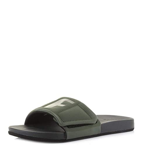 Reef Mens Cushion Bounce Slide Sandal