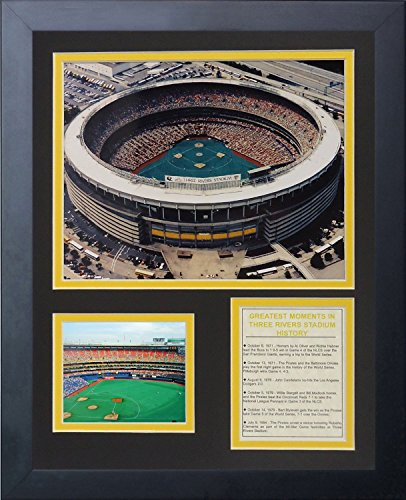 Pittsburgh Pirates Three Rivers Stadium (Legends Never Die