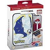 Nintendo 3DS Pokemon Sun & Moon Starter Kit - Lunala with PokeBall Stylus - Nintendo 3DS