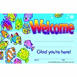 Welcome Recognition Awards