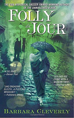 Folly Du Jour  A Joe Sandilands Mystery  Joe Sandilands Murder Mysteries
