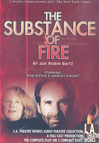 The Substance of Fire: Amazon.es: Baitz, Jon Robin, Rifkin ...