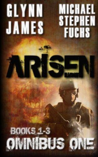 book cover of Arisen, Omnibus One
