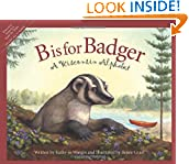 #9: B is for Badger: A Wisconsin Alphabet (Discover America State by State)