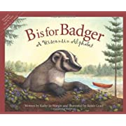 B is for Badger: A Wisconsin Alphabet (Discover America State by State)