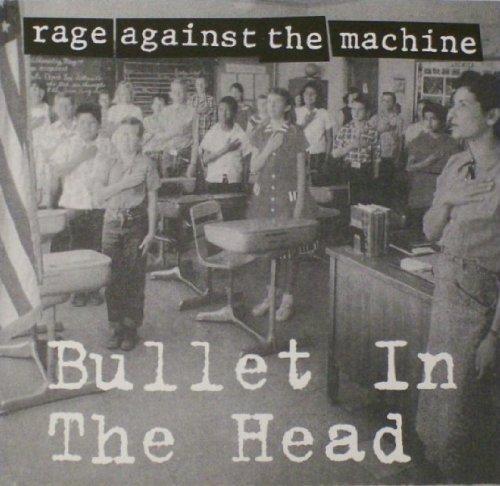 Bullet Head Darkness Against Machine