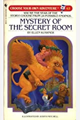 Mystery of the Secret Room (Choose Your Own Adventure, No 63) Mass Market Paperback