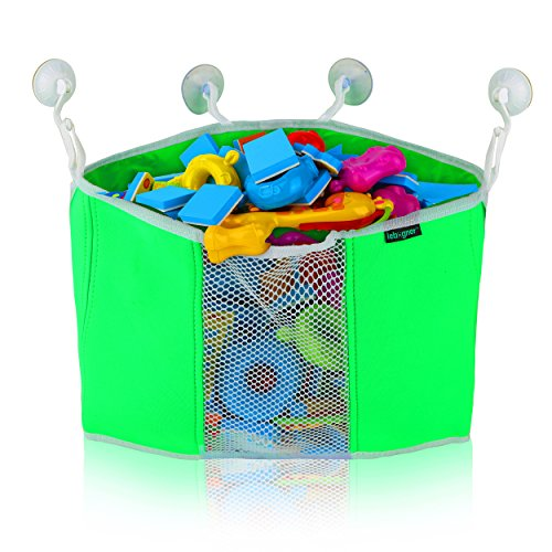 corner-toy-shower-caddy-by-lebogner-baby-bath-toy-organizer-with-4-strong-suction-cups-toddler-batht