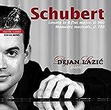 SCHUBERT. Piano Sonata D960. Lazic (SACD)