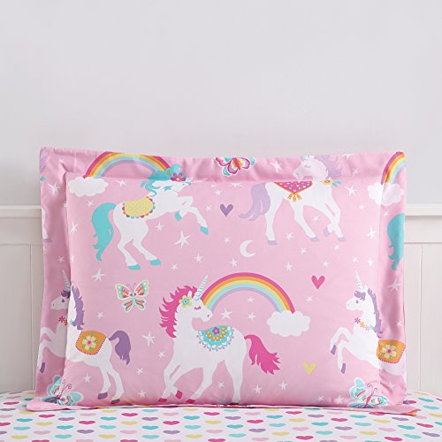 Super Soft Cute Fun And Whimsical Mainstays Kids Rainbow