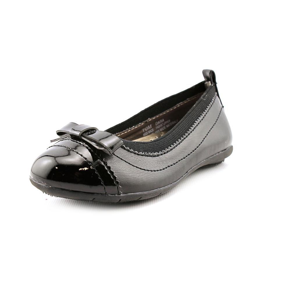 French Toast Girls Dara Uniform Dress Shoe Black 3 FG0281-BLK