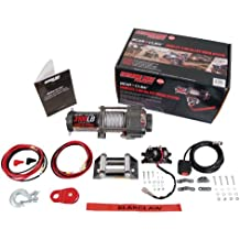 Extreme Max 5600.3072 Bear Claw ATV / UTV Deluxe Winch Package - 3100 lb