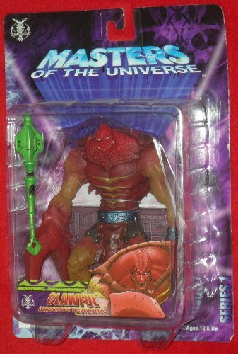 MASTERS OF THE UNIVERSE FOUR HORSEMEN CLAWFUL