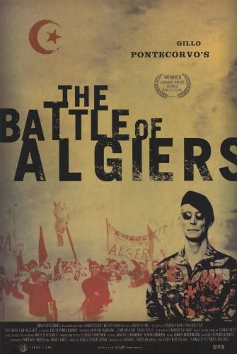 Image result for battle of algiers poster amazon