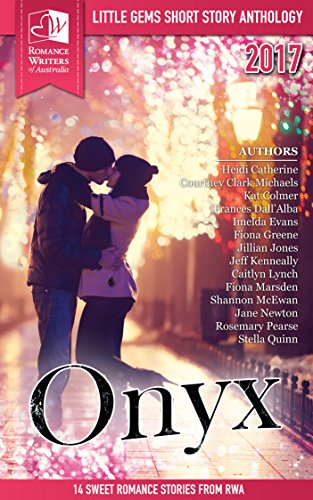 Onyx: RWA Terse Story Anthology (Little Gems Book 2017)