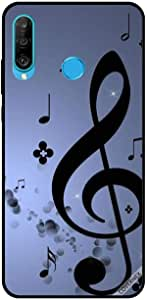 For Huawei P30 Lite Case Music Sign &
