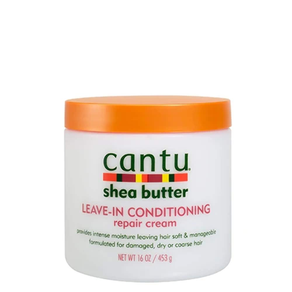 Cantu Shea Butter Leave-In Conditioning Repair Cream, 16 Ounce, Pack of 3
