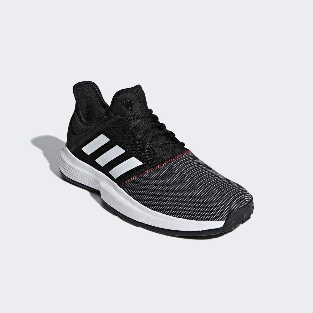 Scarpe da Padel Adidas GAMECOURT M Core BlackFtwr White