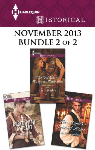 book cover of Harlequin Historical November 2013 - Bundle 2 of 2