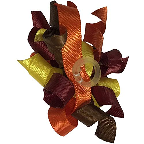 Midlee Thanksgiving Dog Hair Bows Set of 20 by Midlee (Image #2)