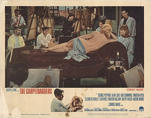the carpetbaggers 1964 full movie