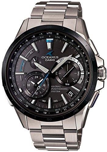 [Casio] CASIO watches Oceanus GPS hybrid Solar radio OCW-G1000DB-1AJF Men's