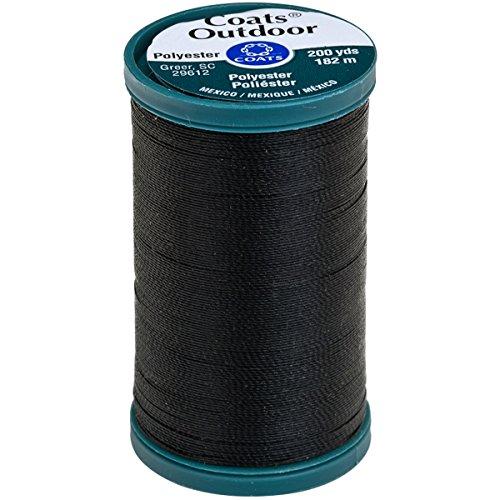 coats-outdoor-living-thread-200-yard-black