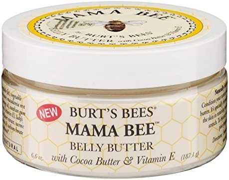 Burt's Bees Mama Bee Belly Butter 187.1g - Pack of 6