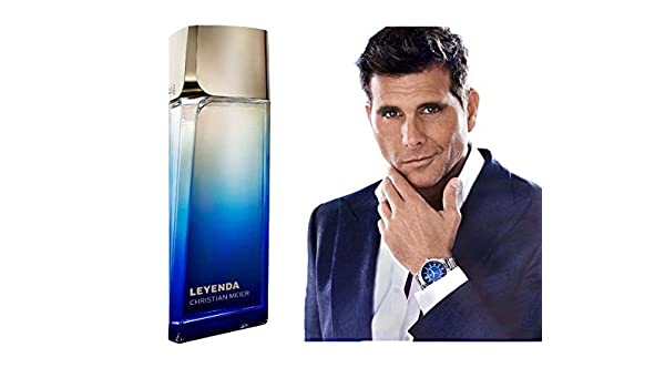 Amazon.com : Esika LEYENDA by Christian Meier - Eau de Perfume 100ml : Beauty