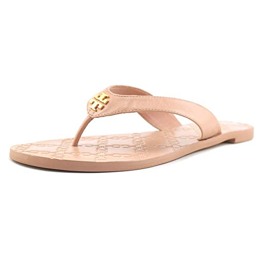 0f267e85ab3 Tory Burch Monroe Metallic Thong Sandals Flip Flop  Amazon.ca  Shoes ...