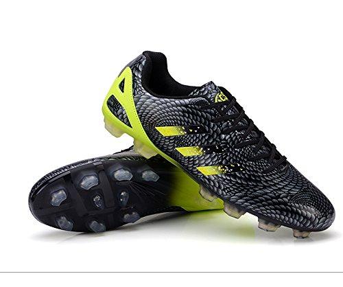 c1d7bd9a3317d STEELEMENT - Botas de fútbol de Material Sintético para niño