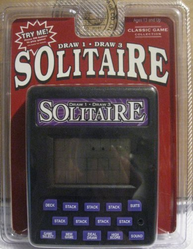 - Classic Solitaire Electronic Games