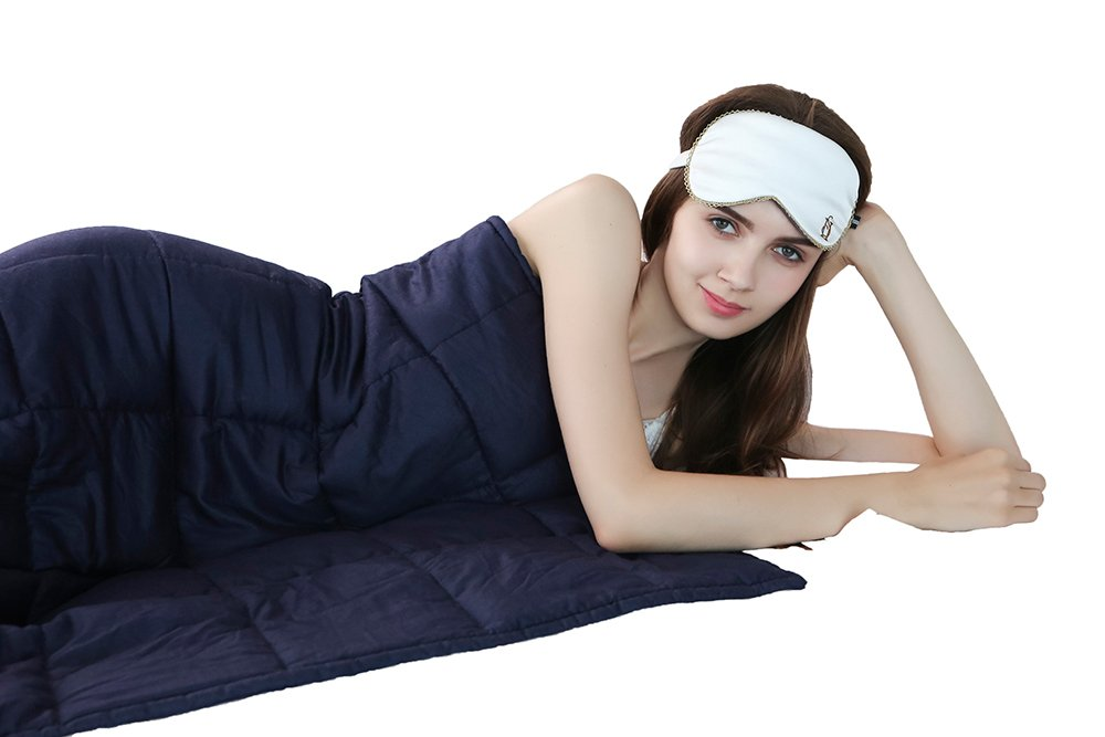 Weighted Blanket By Ynm For Adults And Children Great For