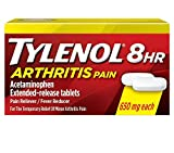 Tylenol Arthritis Pain Reliever 650 mg 100 pills - Best Reviews Guide