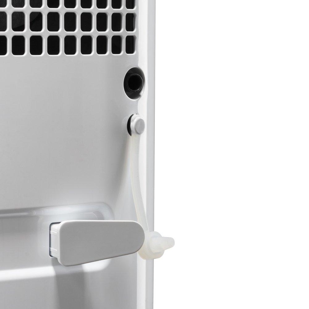 10L 37 m/³ Filtro de Aire//Silencioso TROTEC Deshumidificador el/éctrico TTK 26 E 240 W//Auto-Apagado//Descongelaci/ón autom/ática Desag/üe 1,8 L//Port/átil//para Habitaciones de hasta 15m/²
