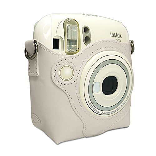 instax mini 25 white ( mini cheki collection Fujifilm camera Gacha Tomy Arts)